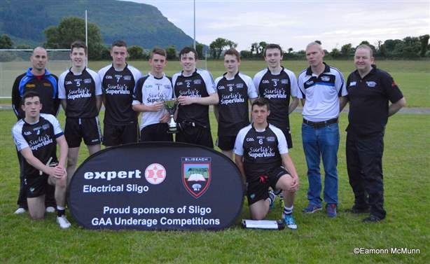 Tubbercurry/Cloonacool Winners of Minor Blitz