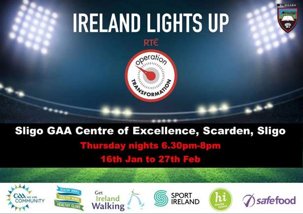 Ireland Lights Up - Scarden