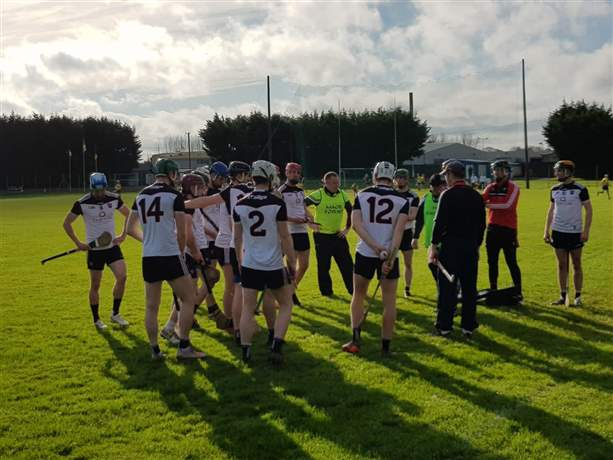Sligo hurlers v Roscommon Christy Ring Cup